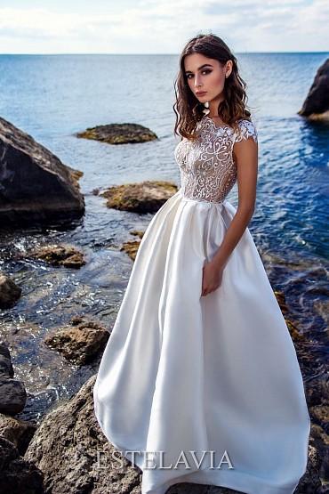 Свадебное платье «Кайли» фото