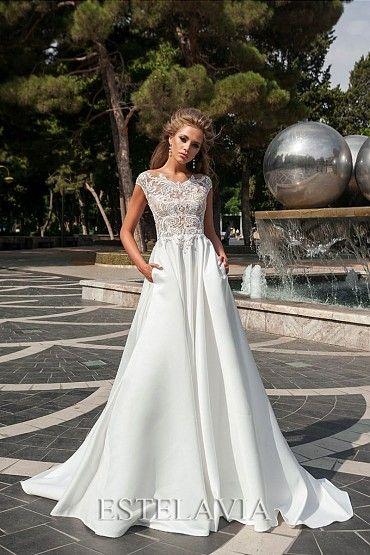 Свадебное платье «LATICIA» фото