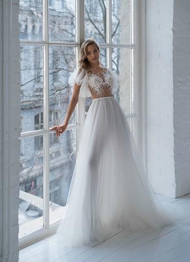 Свадебное платье «Жизель» фото