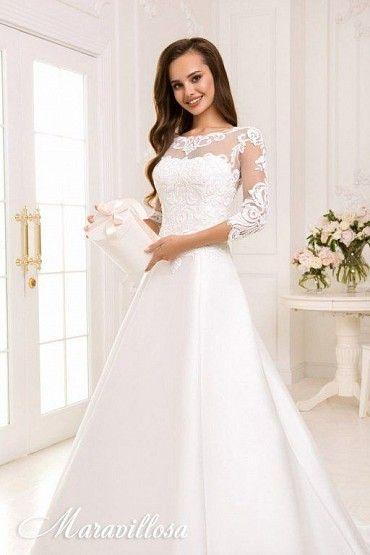 Свадебное платье «Linda» фото