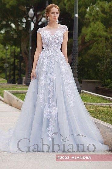Свадебное платье «Аландра» фото