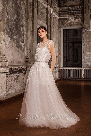 Свадебное платье «ЮНИА» фото