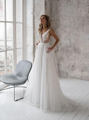 Свадебное платье «Синтия» фото