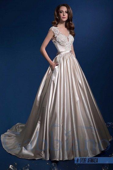 Свадебное платье «Армада» фото