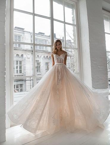 Свадебное платье «Амели» фото