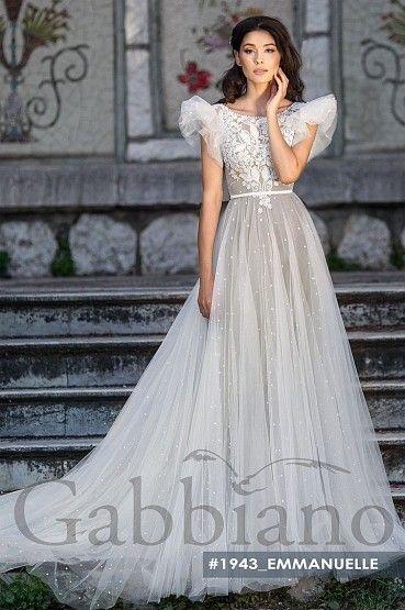 Свадебное платье «Immanualle» фото