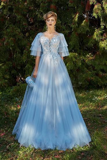 Вечернее платье «Сэнай» фото