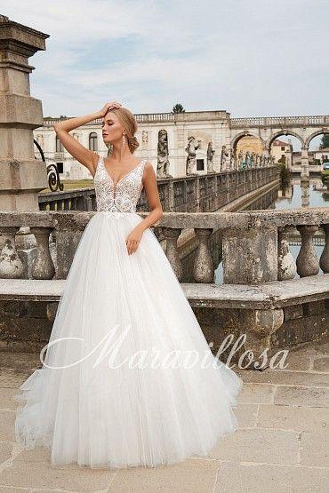 Свадебное платье «Dania» фото