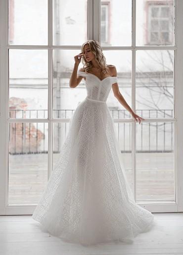 Свадебное платье «Шерил» фото
