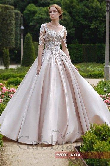 Свадебное платье «Айла» фото