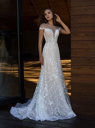 Свадебное платье «Оливия» фото