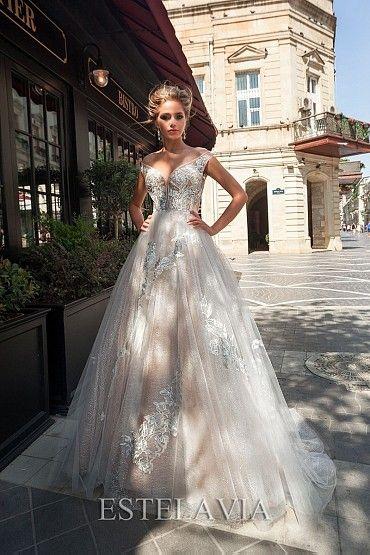 Свадебное платье «JOAN» фото