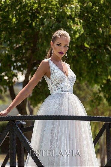 Свадебное платье «STELLA» фото
