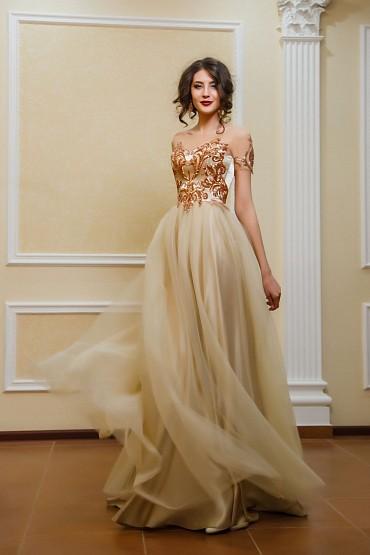 Вечернее платье «Самира» фото