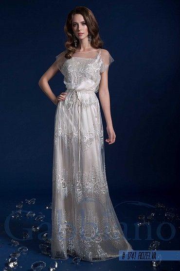 Свадебное платье «Розельва» фото