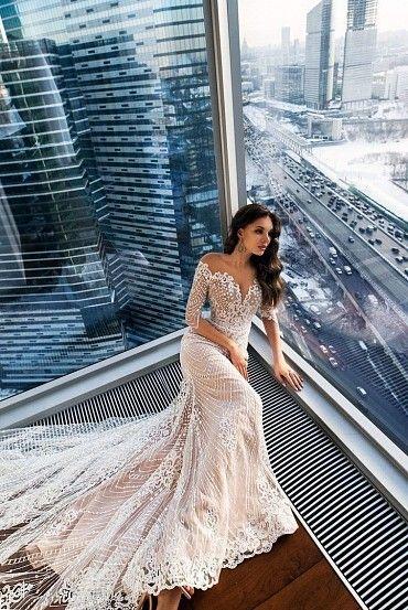 Свадебное платье «РЕЙН» фото