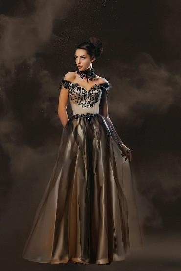 Вечернее платье «Тамира» фото