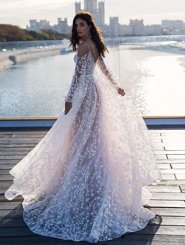 Свадебное платье «Мьюз» фото