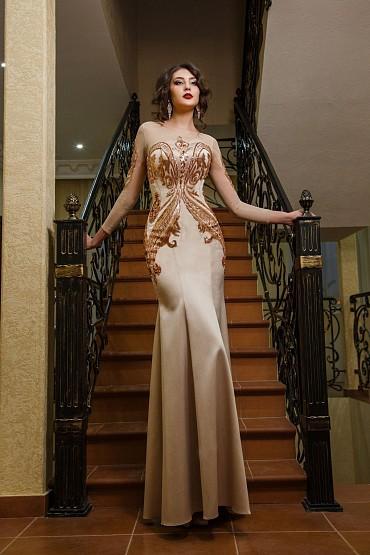 Вечернее платье «Мейджик» фото