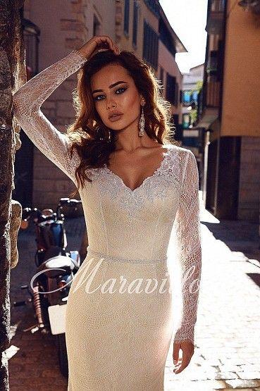 Свадебное платье «Brian» фото