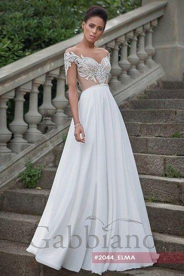 Свадебное платье «Элма» фото