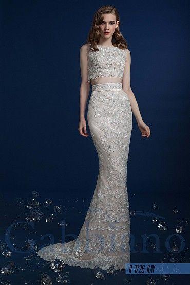 Свадебное платье «Кая» фото