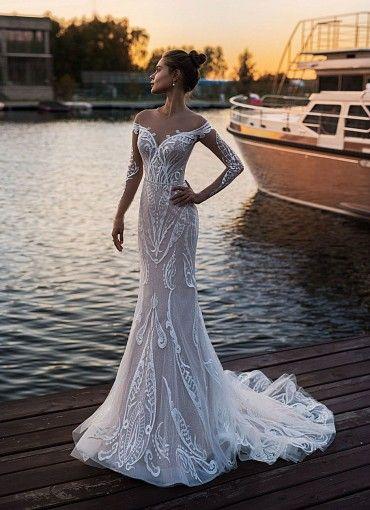 Свадебное платье «Росселина-2» фото