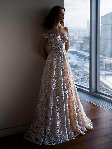 Свадебное платье «Летиция» фото