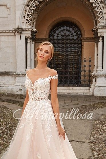 Свадебное платье «Darling» фото