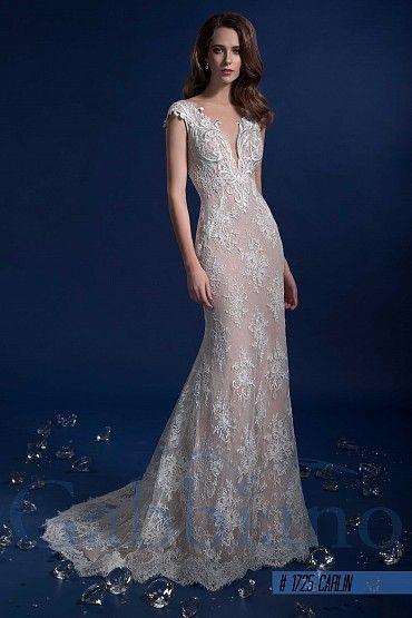 Свадебное платье «Карлин» фото