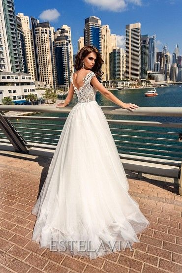 Свадебное платье «Алекса» фото