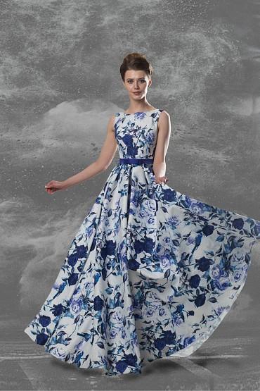 Вечернее платье «Менуэт» фото