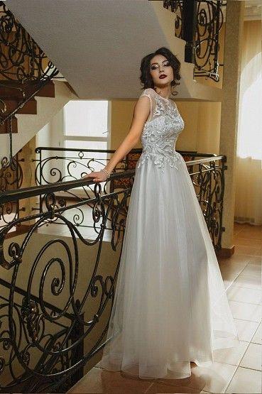 Свадебное платье «Ноктюрн» фото