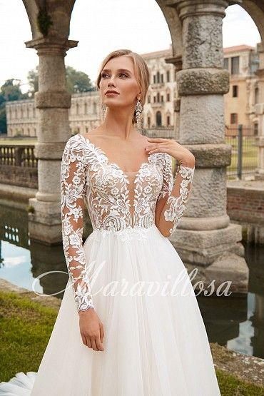 Свадебное платье «Demi» фото