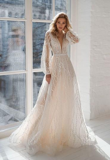 Свадебное платье «Аманда» фото
