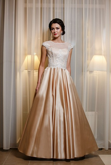Вечернее платье «Софико» фото
