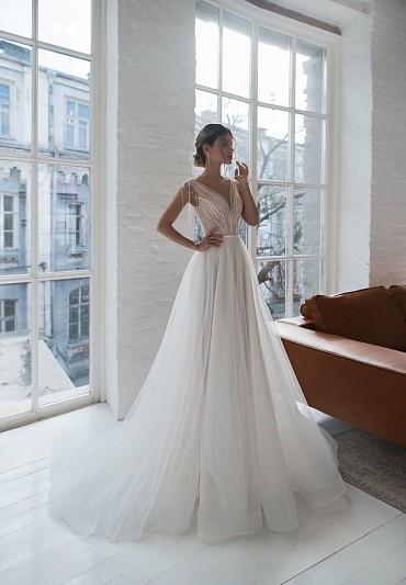 Свадебное платье «Луа» фото