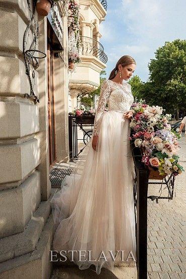Свадебное платье «CONSTANCE» фото