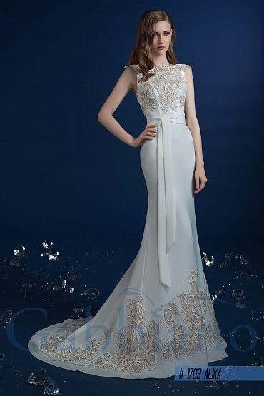 Свадебное платье «Алика» фото