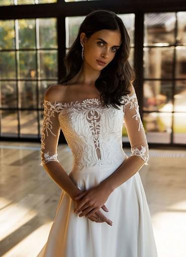 Свадебное платье «Клео» фото