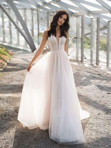 Свадебное платье «Аура» фото