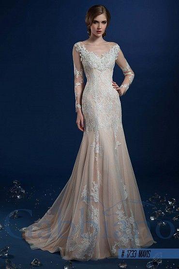 Свадебное платье «Мавис» фото
