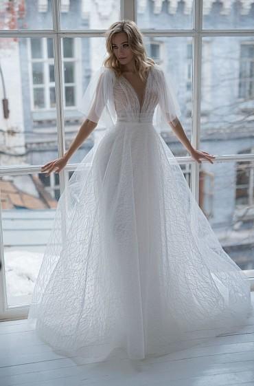 Свадебное платье «Бенуа» фото