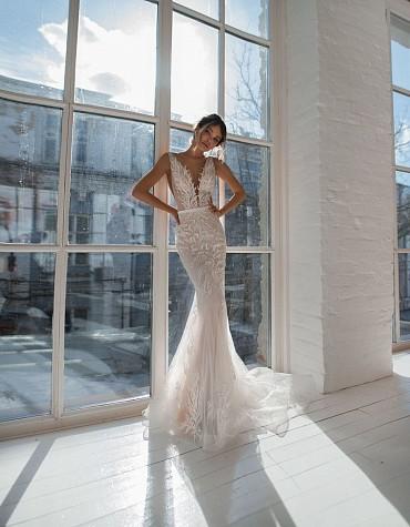 Свадебное платье «Скай» фото