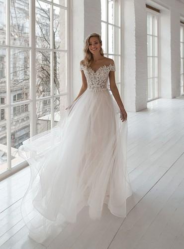 Свадебное платье «Камилла» фото