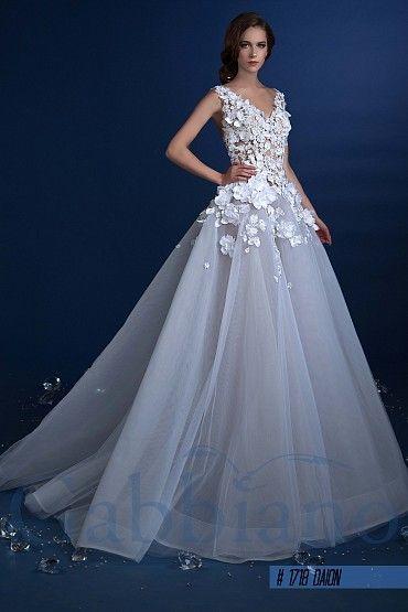 Свадебное платье «Дайон» фото