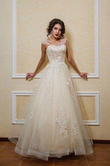 Свадебное платье «Консуэлла» фото