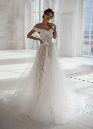 Свадебное платье «Николь» фото