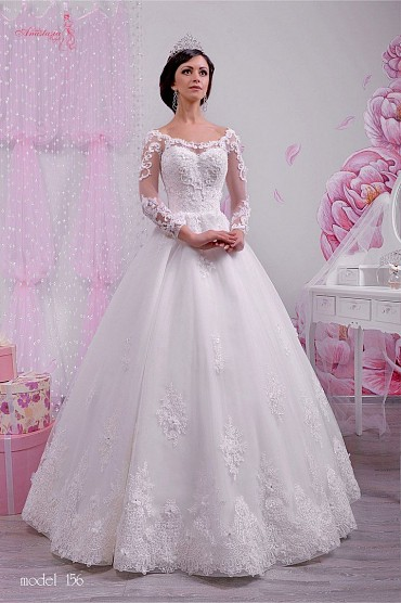 Свадебное платье «Anastasia» фото