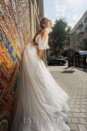 Свадебное платье «JOSEPHINE» фото